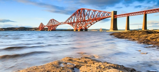 Fife: 1-3 Nights for Two with Breakfast, Dinner and Glass of Wine at Elgin Hotel Charlestown