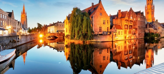 1-3nt Bruges City Break, Breakfast & Eurostar – Choco Museum Option!
