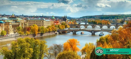 2-3nt 4* Prague City Escape,  - Multiple Departure Airports!