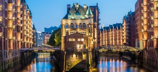 4-6nt Berlin & Hamburg Escape, Train