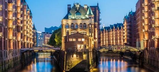 4-6nt Berlin & Hamburg Escape, Train