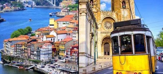 4-6nt Lisbon & Porto Trip