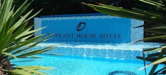 Luxury Devon Spa Escape, Treatment, 3-Course Dining & Bubbly for 2