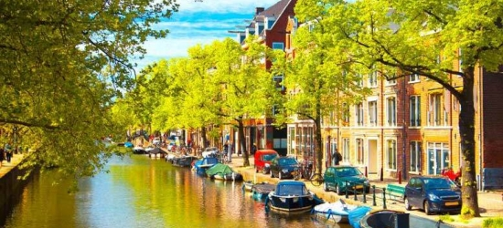 2-3nt Romantic Amsterdam City Break, Breakfast