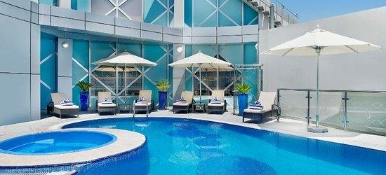 7 nights at the 4* City Seasons Towers, Dubai City, Dubai