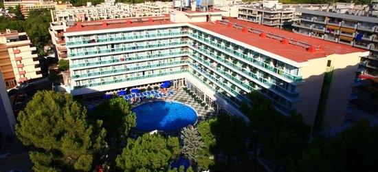7 nights at the 3* Ohtels Villa Dorada Hotel, Salou, Costa Dorada