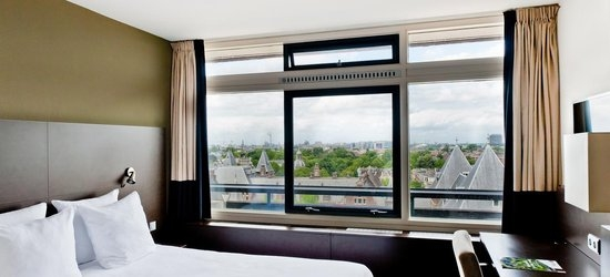 3 nights at the 3* Tropen Hotel Amsterdam, Amsterdam