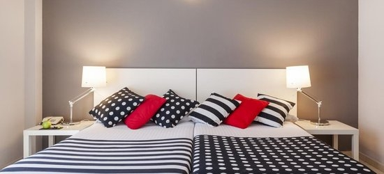 3 nights at the 3* Apartamentos Sercotel Togumar, Madrid