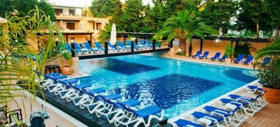 7 nights at the 3* Hotel Balaia Mar, Albufeira, Algarve
