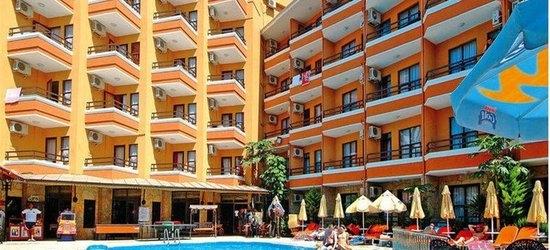 7 nights at the 3* Fatih Hotel Kleopatra, Alanya, Antalya
