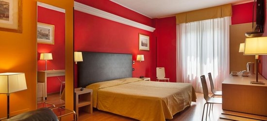 3 nights at the 3* Hotel Berlino, Milan, Lombardy