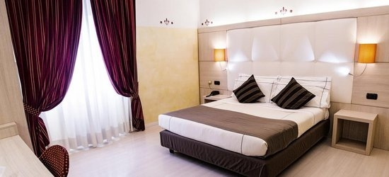 3 nights at the 3* Hotel Agape, Milan, Lombardy