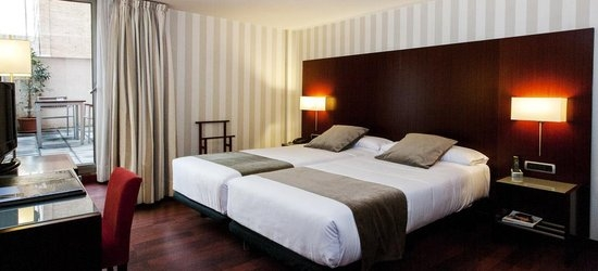 3 nights at the 4* Hotel Zenit Conde De Borrell, Barcelona, Costa Brava