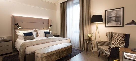 3 nights at the 4* Hotel Cerretani Firenze Mgallery by Sofitel, Florence, Tuscany