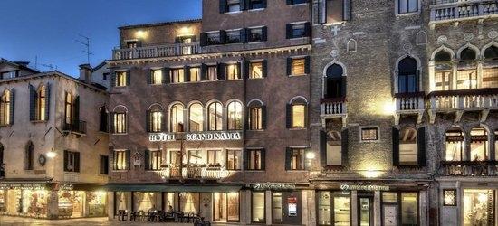 3 nights at the 3* Hotel Scandinavia - Relais, Venice, Venetian Riviera