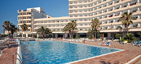 7 nights at the 4* Hotel Best Sabinal, Roquetas de Mar, Andalucia