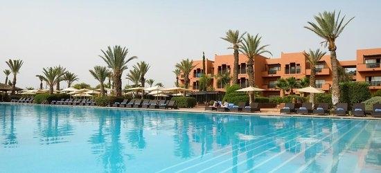 7 nights at the 5* Kenzi Menara Palace & Resort, Marrakech