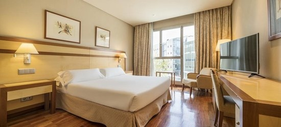 3 nights at the 4* Hotel ILUNION Alcalá Norte, Madrid