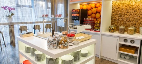 3 nights at the 3* Hampton by Hilton Amsterdam Centre East, Amsterdam