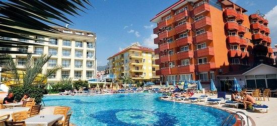 7 nights at the 4* Kahya Hotel – All Inclusive, Alanya, Antalya