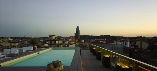 3 nights at the 4* Glance Hotel In Florence, Florence, Tuscany