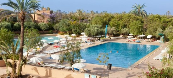 7 nights at the 4* Hotel Club Madina Marrakech, Marrakech