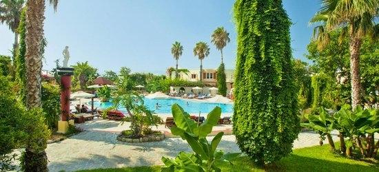 7 nights at the 4* Apollon Hotel, Lambi, Kos