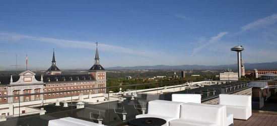 3 nights at the 4* Hotel Exe Moncloa, Madrid