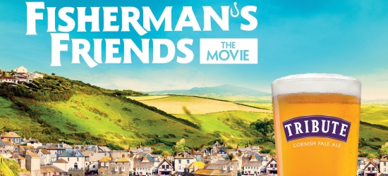 Win a 'Fisherman's Friends' themed break in Cornwall