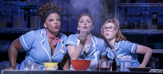 Win an overnight London stay & 2 tickets to see Waitress The Musical