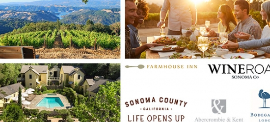 Win a 5-day California wine adventure for two