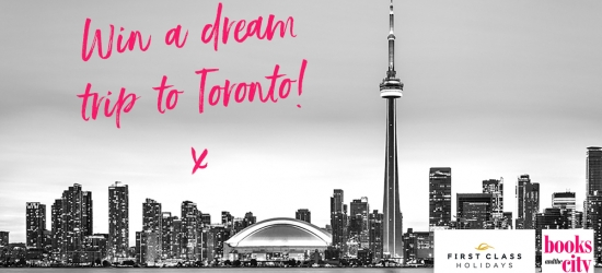 Win a holiday to Toronto with 7-day motorhome hire