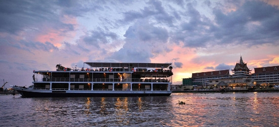 Win a Mekong River cruise for two in Southeast Asia