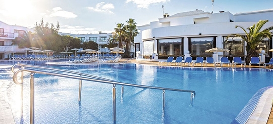 7 nights at the 4* Be Live Experience Lanzarote Beach