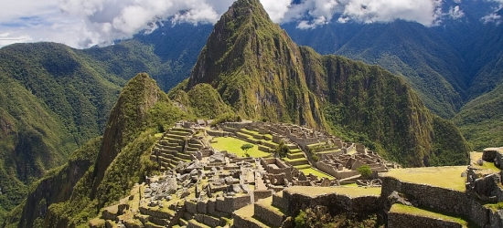 Win a 12-night trip for two to Peru & Machu Picchu