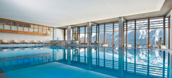 Win a luxury spa holiday in St Moritz for two people