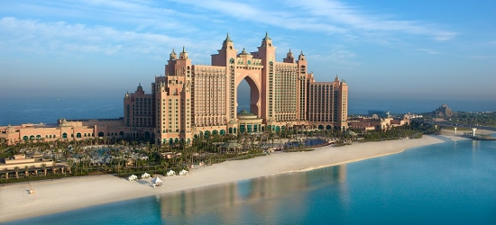 Win a five-night holiday for two to Dubai at Atlantis, The Palm
