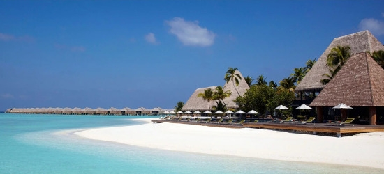 Win a five-night luxury holiday in the Maldives