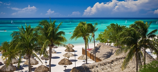 Win a 7-night holiday in Aruba