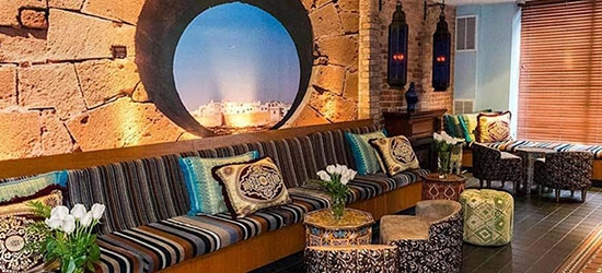 3 nights at the Marrakech Hotel, New York