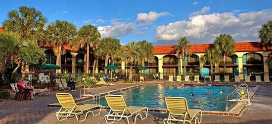 7 nights at the Maingate Lakeside Resort, Orlando