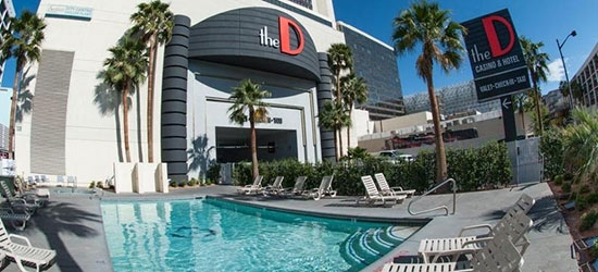 7 nights at the The D Las Vegas, USA