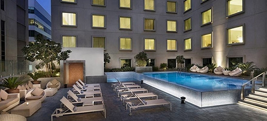 3 nights at the 4* Hilton Garden Inn Dubai Mall Of The Emirates
