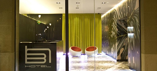 3 nights at Barcelona House, Spain