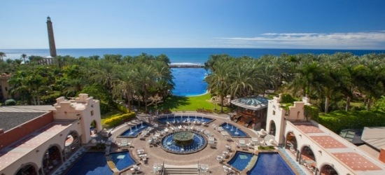 £73pp Based on 2 people per room | Lopesan Costa Meloneras Resort & Spa, Gran Canaria, Canary Islands