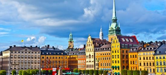 £36pp Based on 2 people per room | Park Inn by Radisson Solna, Stockholm, Sweden