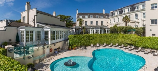 5* award-winning Guernsey break with car hire & foodie perks, The Old Government House, Channel Islands