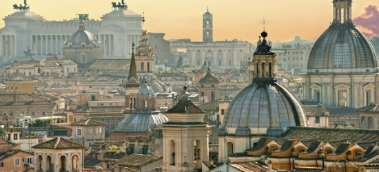 £27pp Based on 2 people per room | Smooth Hotel Rome Termini, Rome, Italy