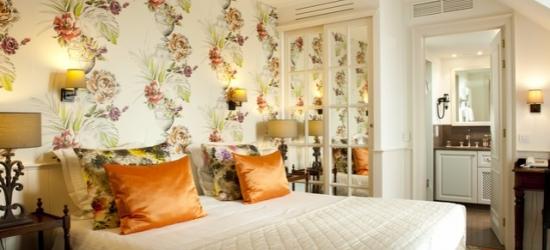 £80pp Based on 2 people per room   Hotel Prinsenhof, Bruges, Belgium