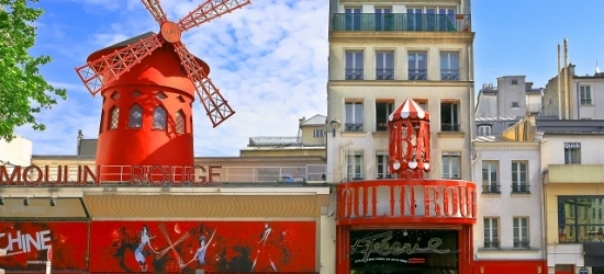 £50pp Based on 2 people per room | Le Chat Noir, Paris, France